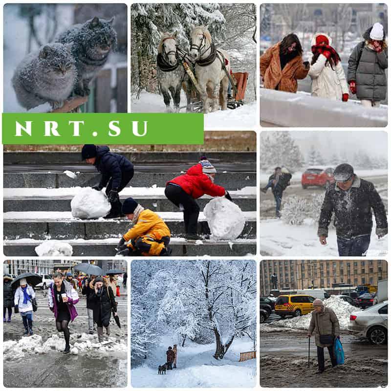 Какая будет зима 2021-2022 в России
